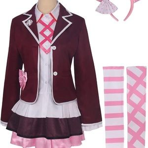 ⛩NEW Anime Cosplay Outfit Dress Up⛩Choose Size